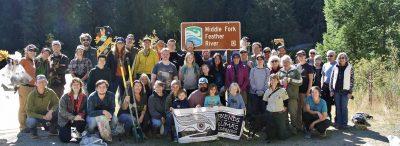 Volunteer in the Lost Sierra